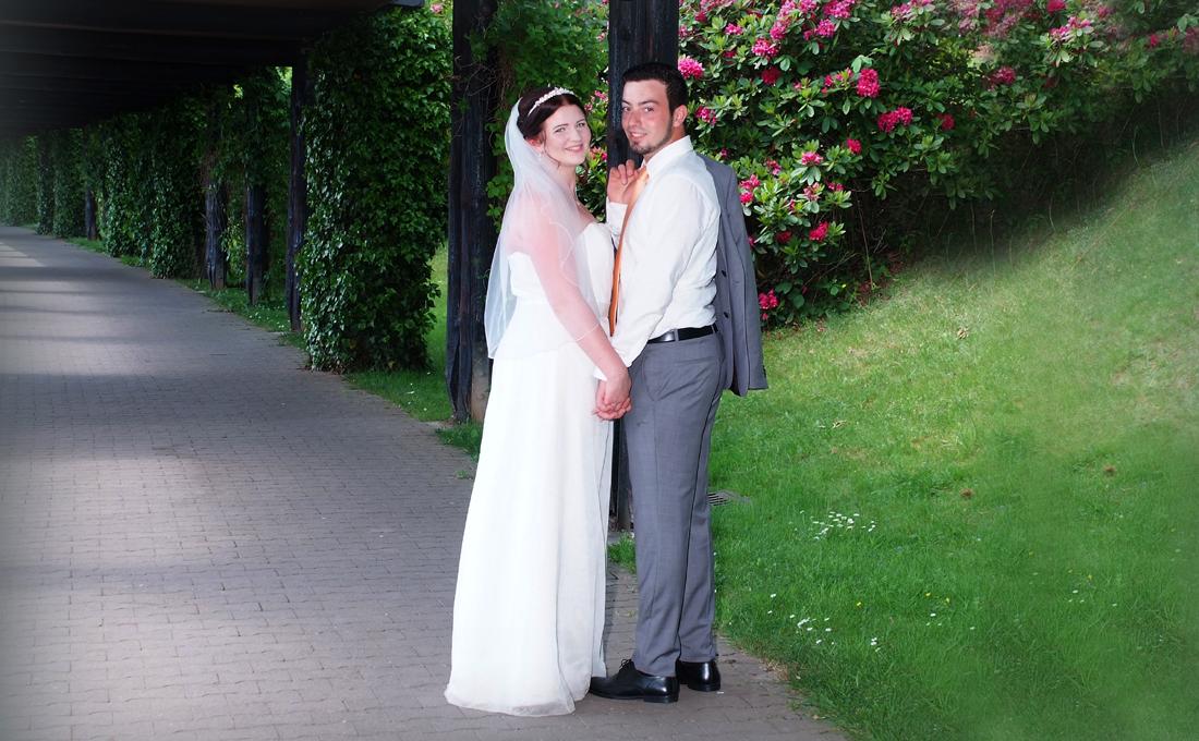 Hochzeitsfotos in Saarbrücken-Dudweiler